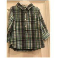 Camisa Gap - 9 a 12 meses - GAP