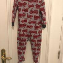 Pijama Fleece Carters - 1 ano - Carter`s