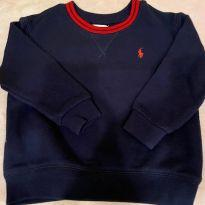 Moleton Ralph Lauren - 1 ano - Ralph Lauren