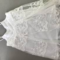 Vestidinho branco - 3 anos - Zara