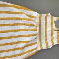 Vestidinho listras amarelas - 4 anos - Zara