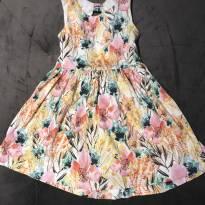 Vestido florido Zara - 5 anos - Zara
