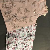 Conjunto borboleta - 4 anos - Petit Cherie