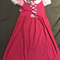 Camisola Rapunzel - 6 anos - Sem marca