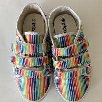 Tenis colorido - 31 - Tricae