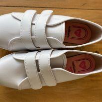 Tenis Branco molinho - 30 - Molekinha