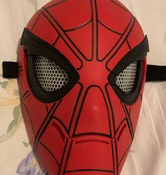 Mascara Homem Aranha - Sem faixa etaria - Hasbro