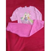 Pijama princesa Aurora - 4 anos - marisa