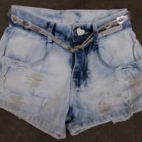 Shorts jeans - 5 anos - Color Girl