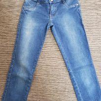 Calça jeans marmelada tamanho 8. - 6 anos - marmelada