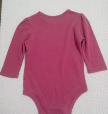 Body  OH GIRL! - 3 a 6 meses - Baby Gap