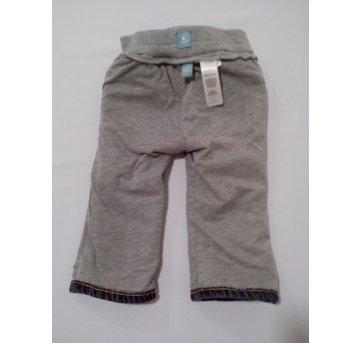Calça jeans forrada com cós em malha  TAM 6 a 12 meses - Sem faixa etaria - Baby Gap