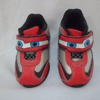 Tênis Disney Cars   TAM 5 - 20 - Disney
