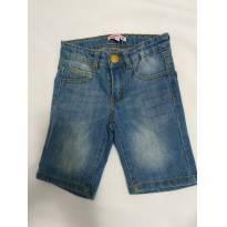 Bermuda jeans - 4 anos - Puzarka