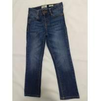 Calça jeans skinny - 4 anos - OshKosh