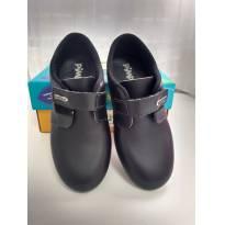 Calçado social preto - 24 - Pimpolho