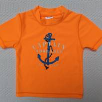 JUNIQUE Camiseta praia. Marca  Carter`s   18 meses   R  40 58fb9a80418f5