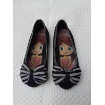 Sapato LAÇO - 25 - Molekinha