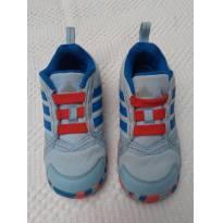 Tênis  azul  ADIDAS ortholite