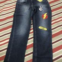Calça Jeans - 9 anos - PUC