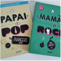Livro O papai é pop e A mamãe é rock -  - Não informada