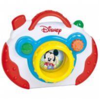 Máquina Fotográfica Mickey Brinquedo Baby Clementoni -  - New Toys
