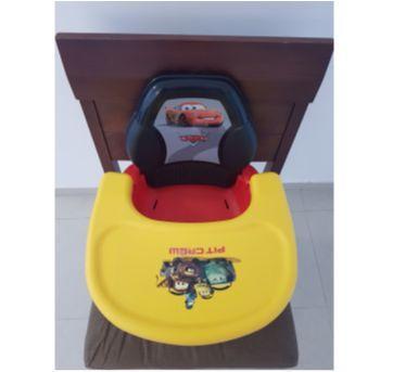 Cadeira Alimentação Compacta Carros Disney - Sem faixa etaria - Summer Infant