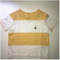 Camiseta Baby GAP - 9 a 12 meses - Baby Gap