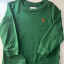 Camisa de manga Ralph Lauren - 1 ano - Ralph Lauren