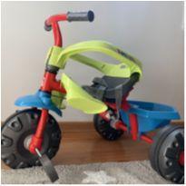 Triciclo smart bandeirante