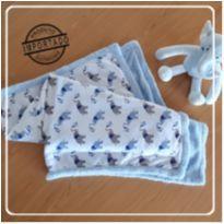Manta Elefante Conforto - Novo - 00056 -  - Importada