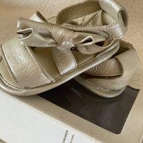 Sandália couro gambo - 18 - gambo