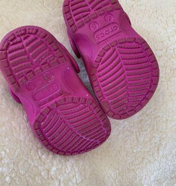 Crocs pink 4/5 (22-23) - 22 - Crocs