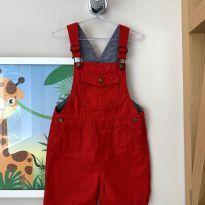 Jardineira Zara Kids - 24 a 36 meses - Zara Baby
