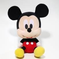 Mickey - Pelúcia Original Disney - Sem faixa etaria - Disney