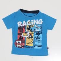 Camiseta Racing - 9 a 12 meses - Outra