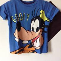 Camiseta do Pateta - 18 a 24 meses - Disney