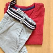 Bermuda e camiseta! - 2 anos - Tip Top