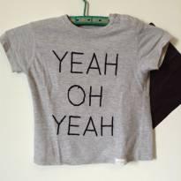 Camiseta Zara - 2 anos - Zara Home Kids