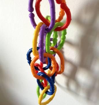 Argolas coloridas - Sem faixa etaria - Outra