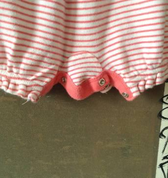 Macaquinho Baby Gap - 3 a 6 meses - Baby Gap