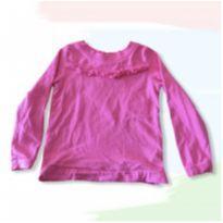 blusa franjinha - 4 anos - Carter`s