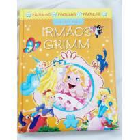 Livro de histórias Irmãos Grimm -  - Não informada