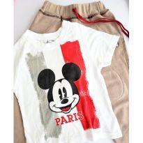 Camiseta + Calça para Menino tamanho 3 anos - 3 anos - Não informada