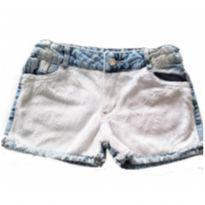 Shorts infantil Jeans Mon Sucré - 10 anos - Mon Sucré