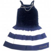 Vestido Pituchinhus Lindíssimo - 10 anos - Pituchinhus