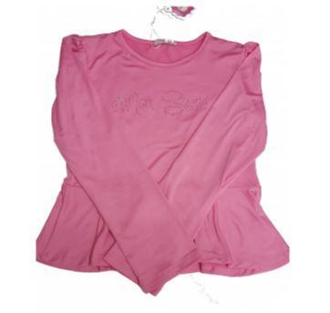 Blusa Infantil Mon Sucré Pink NOVA COM ETIQUETA - 10 anos - Mon Sucré
