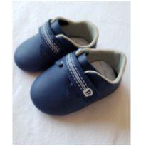 Sapato para bebê Pimpolho Azul Tam 04 (16) - 16 - Pimpolho