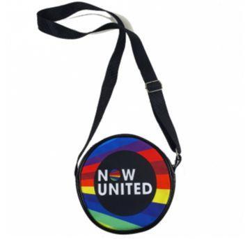 Bolsa Infantil Now United - Sem faixa etaria - Não informada