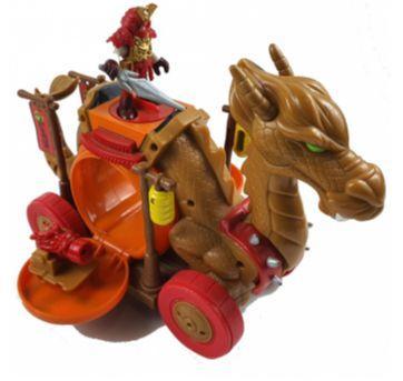 Brinquedo Dragão da série Imaginext - Sem faixa etaria - Fisher Price